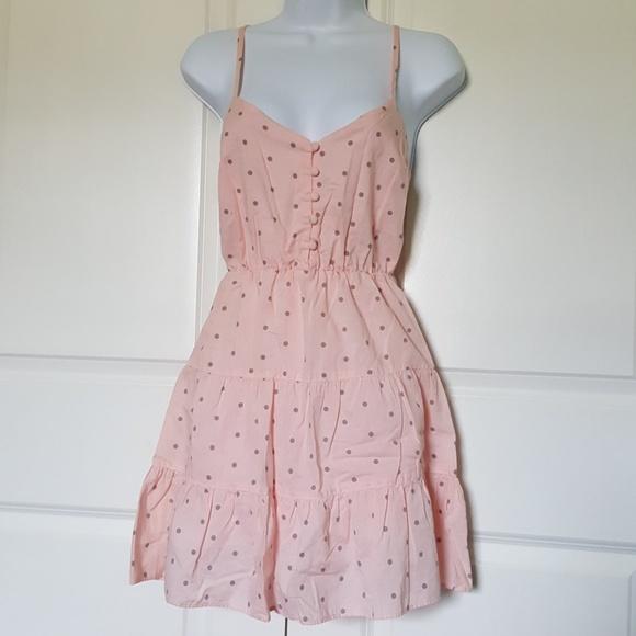 Kirra Dresses & Skirts - Kirra Summer Polka Dots Dress